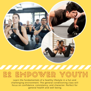 March 2019 Promo - E2 Empower Youth